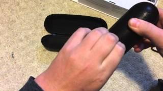 getlinkyoutube.com-Fake black beats pill - unboxing