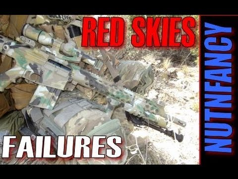 ORS: DPMS LR-308 Franken Gun Fails