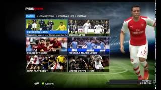 getlinkyoutube.com-Pes 2013 Patch 10.0 V3.0 By Minosta WITH EURO 2016 AND COPA AMERICA 2016 UPDATE!!!WITH LINKS!!