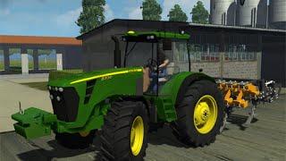 getlinkyoutube.com-Farming Simulator 15 - John Deere 8330 Tractor Best Mod