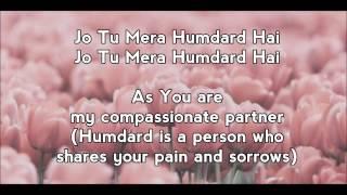 Hamdard [Ek Villain] by Arijit Singh with lyric an English translation