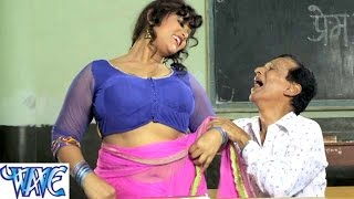 getlinkyoutube.com-HD - उमर 55 के काम बचपन के - Hukumat - Bhojpuri Hot Comedy Sence  From Movie