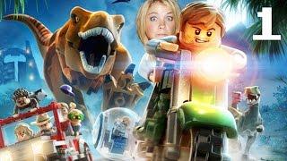 getlinkyoutube.com-EL ATAQUE DE LOS DINOSAURIOS LEGO | Jurassic World (1) - lele