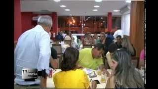 Nova Opção Notícias-Inauguração Planalto Gourmet