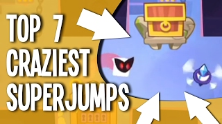 getlinkyoutube.com-Top 7 Craziest Superjumps Ever in King of Thieves! (MIND = BLOWN)