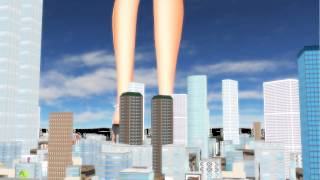 getlinkyoutube.com-giantess mmd test 7/8,2014