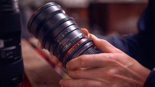 getlinkyoutube.com-The BEST Lenses for DSLR Video!