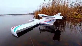 "Maiden Flight of my Flyzone / ST Models Seawind 56.6"" - December 12, 2015"