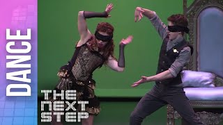 The Next Step - Extended: Blindfolded Internationals Dance