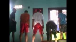 getlinkyoutube.com-Behind The Scene Teater Sampah : 2PM-Hands Up