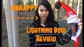 getlinkyoutube.com-Honest Review: Nerf MEGA Lightning Bow (Breaks Immediately)