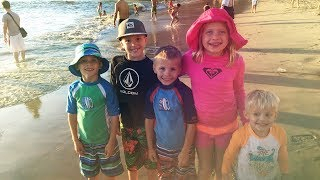 getlinkyoutube.com-First Day on the Florida Beach