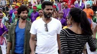getlinkyoutube.com-Making of R Rajkumar | Prabhu Deva | Sonakshi Sinha | Shahid Kapoor