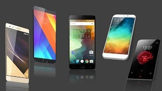 getlinkyoutube.com-Top 5 Chinese Phones With Specs  2015 -  ( first half )