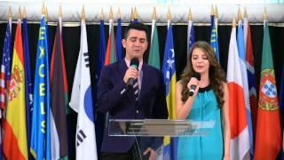 Ingrid Iorgulescu si Catalin Gatan - DOR DE CER