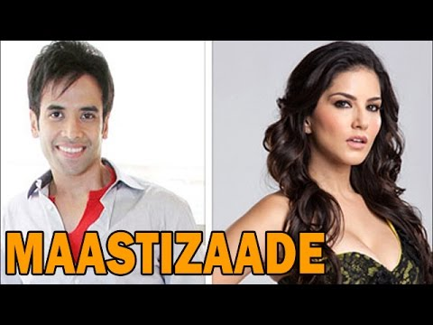 Sunny Leone and Tusshar Kapoor talk about 'Maastizaade'!   EXCLUSIVE