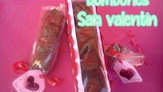 getlinkyoutube.com-San valentin: bombones