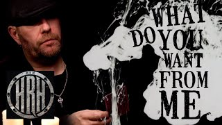 getlinkyoutube.com-The Quireboys - What Do You Want From Me (Official Lyric Video)