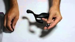 video Dildo Nexus Excel Purple slastná masáž prostaty