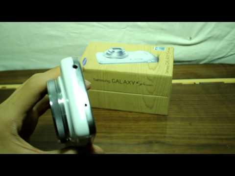 المراجعه الكامله Galaxy S4 Zoom