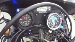 getlinkyoutube.com-バイクターボ 変態TZR Turbo Motorcycle ➀