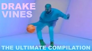 "getlinkyoutube.com-DRAKE ""Hotline Bling"" VINES: The Ultimate Compilation!"