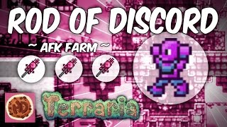 getlinkyoutube.com-Terraria AFK Rod of Discord & Mimic Farm (1.3 tested & works)