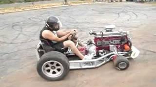 getlinkyoutube.com-KART COM MOTOR DE OPALA 6 CILINDROS / SHOW DE BOLA / OPALEIROS VOLTA REDONDA