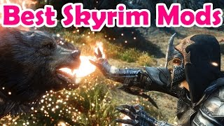 getlinkyoutube.com-Best Skyrim Mods Of All Time (2016)