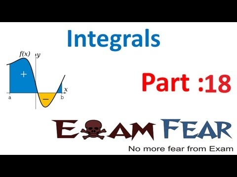 Maths Integrals part 18 (Example Integration trigonometric Identities) CBSE class 12 Mathematics XII