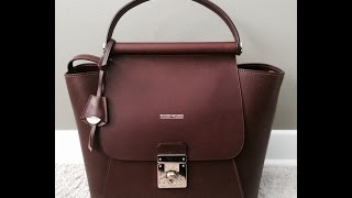 getlinkyoutube.com-Dooney & Bourke Reveal and What's In My Bag Featuring Alto Emilia