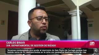 EMERGENCIAS POR INVIERNO INUNDACIONES Y DESLIZAMIENTOS