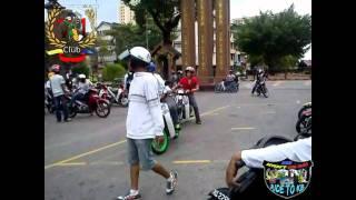 "getlinkyoutube.com-71 CLUB TERENGGANU ""Ride To KB"" (16 Sept 2011)"