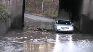 getlinkyoutube.com-NK TEST: Dacia Duster 4x4 - vodena prepreka