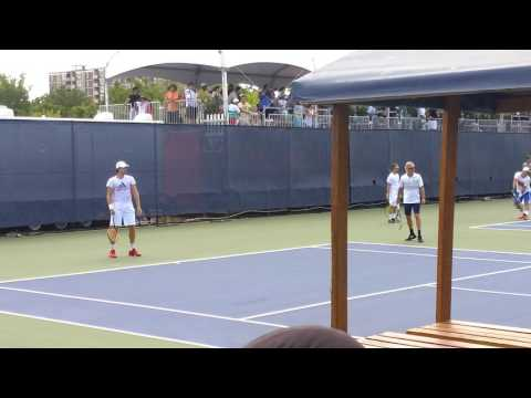 New Gulbis forehand Rogers Cup 2016