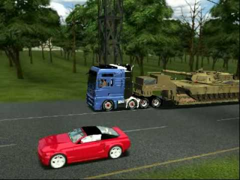 Viendo El Video  18 Wheels Of Steel Haulin Mod Heavy Haul VTC TEA V1 0