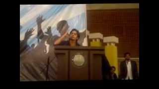 Obaid jatoi CS welcome party UOL funny speech  Batch(93) .flv