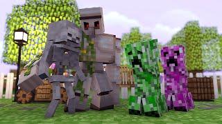 getlinkyoutube.com-Minecraft: Vida de Creeper #01 - Amor a Primeira Vista !!