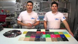 getlinkyoutube.com-Frog Film Hydrographic presents Hydrographic Printing
