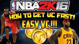 NBA  2k16 40,000 VC Glitch after patch 2.0