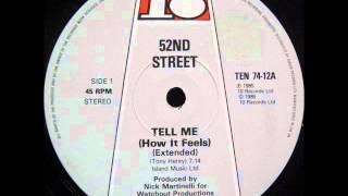getlinkyoutube.com-52nd Street - Tell Me (Extended Vers.)
