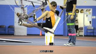 getlinkyoutube.com-Gamera - Human Powered Helicopter - 1 min 5.1 sec