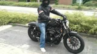 getlinkyoutube.com-My Harley Davidson 883 Iron