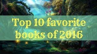 Top 10 : Meilleures lectures de 2016