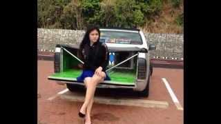getlinkyoutube.com-สาวกระบะดีเซลไทยแลนด์