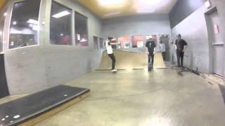 getlinkyoutube.com-incline skatepark