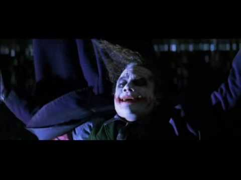 The Dark Knight: Final Joker Scene -3CvREXabdME