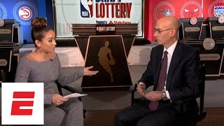 Exclusive interview with Adam Silver: Gambling, tanking, potential age-limit change   ESPN