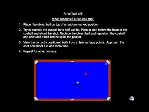 Half-Ball Hit - part 2