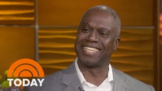 getlinkyoutube.com-Brooklyn Nine-Nine's Andre Braugher On Transition To Comedy | TODAY